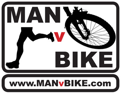 Man v Bike Logo